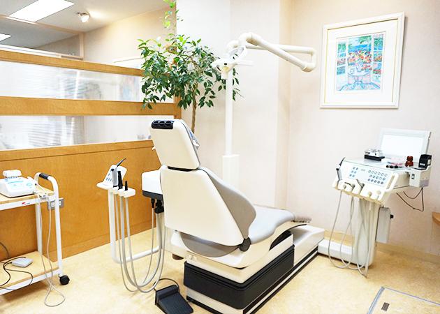 祖師ヶ谷大蔵の歯医者なら、たなか歯科